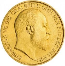 Кованица > 5фунти, 1902 - Уједињено Краљевство  - obverse