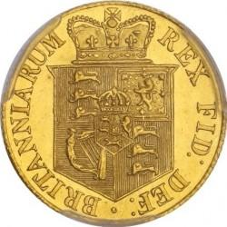 العملة > ½سفرن, 1817-1820 - المملكة المتحدة  - reverse