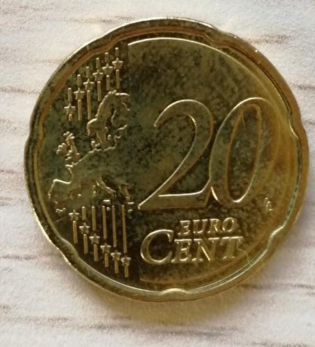 20 Cent 2018 österreich Münzen Wert Ucoinnet