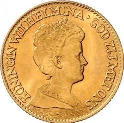 Moneta > 10fiorini, 1911-1917 - Paesi Bassi  - obverse