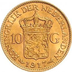 Moneta > 10fiorini, 1911-1917 - Paesi Bassi  - reverse