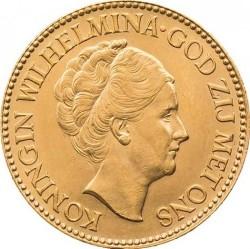 Coin > 10gulden, 1925-1933 - Netherlands - obverse