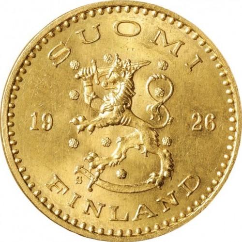 200 Mark 1926 Finnland Münzen Wert Ucoinnet