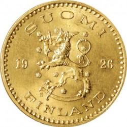 Moneta > 200markių, 1926 - Suomija  - obverse
