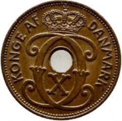 Монета > 2ере, 1941 - Фарерські острови  - obverse