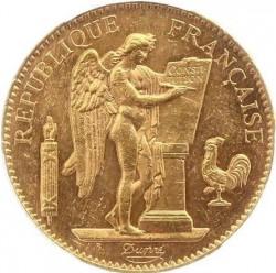 سکه > 100فرانک, 1878-1906 - فرانسه  - obverse