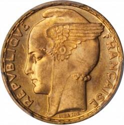 Monedă > 100franci, 1935-1936 - Franța  - obverse