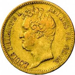 العملة > 20فرنك, 1830-1831 - فرنسا  - obverse