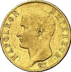 Mynt > 20francs, 1806 - Frankrike  - obverse