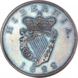 سکه > 1پنی, 1822-1823 - ایرلند  - reverse