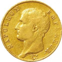 Minca > 40francs, 1806 - Francúzsko  - obverse