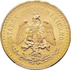 מטבע > 50פסו, 1943 - מקסיקו  - obverse