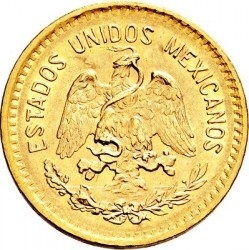 Mynt > 10pesos, 1905-1959 - Mexiko  - obverse