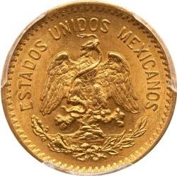 מטבע > 10פסו, 1908 - מקסיקו  - obverse