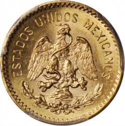Monedă > 10peso, 1905-1959 - Mexic  - obverse