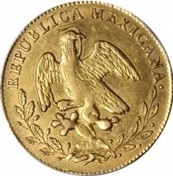 Moneda > 4escudos, 1825-1869 - México  - obverse