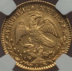 Νόμισμα > 2Εσκούδος, 1825-1870 - Μεξικό  - obverse
