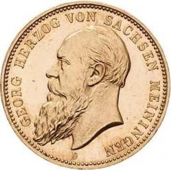 Монета > 20марок, 1900-1905 - Германская империя  - obverse
