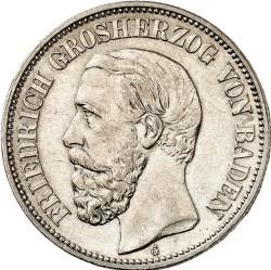 Moneda > 2marcos, 1892-1902 - Alemán (Imperio)  - obverse