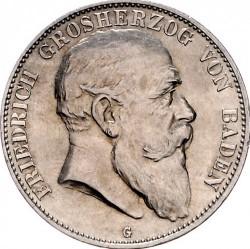 Moneda > 5marcos, 1902-1907 - Alemán (Imperio)  - obverse