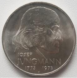 Moneta > 50corone, 1973 - Cecoslovacchia  (200° anniversario - Nascita di Josef Jungmann) - reverse