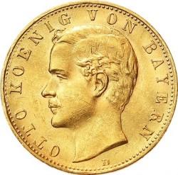 Moneda > 10marcos, 1890-1900 - Alemán (Imperio)  - obverse