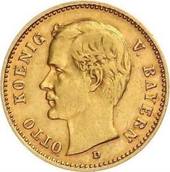 Moneda > 10marcos, 1900-1912 - Alemán (Imperio)  - obverse