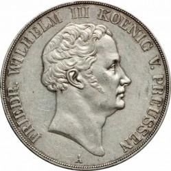 Монета > 2талера, 1839-1840 - Прусия  - obverse