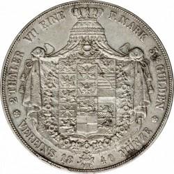 Монета > 2талера, 1839-1840 - Прусия  - reverse