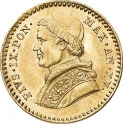 Монета > 2.5скудо, 1848-1863 - Папська область  - obverse