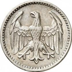 Moneda > 3marcos, 1924-1925 - Alemania  - obverse