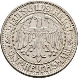 Moneda > 5reichsmark, 1927-1933 - Alemania  - obverse