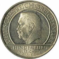 Moneda > 3reichsmark, 1929 - Alemania  (10.° Aniversario de la Constitución de Weimar) - obverse