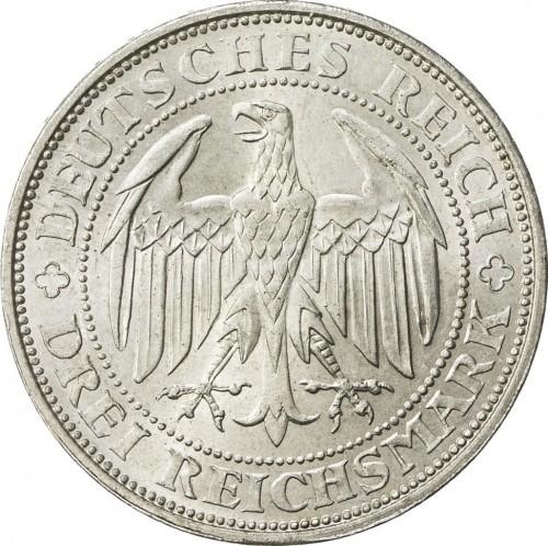 3 Reichsmark 1929 Meißen Deutschland Münzen Wert Ucoinnet