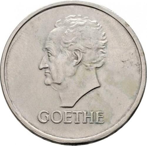 5 Reichsmark 1932 Goethe Deutschland Münzen Wert Ucoinnet