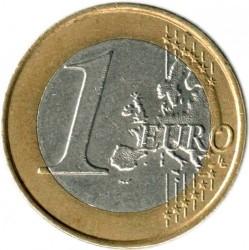 Coin > 1euro, 2008-2018 - Malta  - reverse