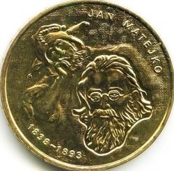 Moneta > 2zlote, 2002 - Polonia  (Pittori polacchi del XIX / XX secolo - Jan Matejko) - reverse
