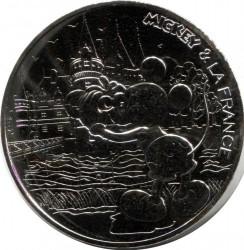 Moneta > 10euro, 2018 - Francia  (Azay-le-Rideau) - reverse