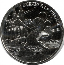 Moneta > 10euro, 2018 - Francja  (Awinion) - reverse