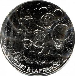 Coin > 10euro, 2018 - France  (French Guiana) - reverse