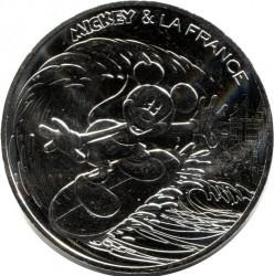 Монета > 10євро, 2018 - Франція  (Biarritz) - reverse