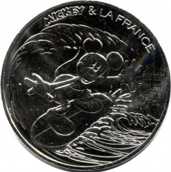 Moneta > 10euro, 2018 - Francja  (Biarritz) - reverse
