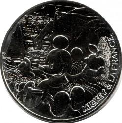 Moneta > 10euro, 2018 - Francia  (Étretat) - reverse