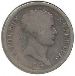 سکه > 2فرانک, 1809-1814 - فرانسه  - reverse