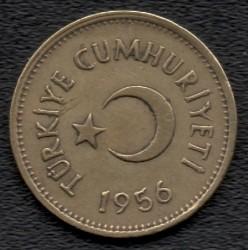 Moneta > 5kurušai, 1949-1957 - Turkija  - obverse