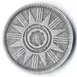 Монета > 25філсів, 1959 - Ірак  - obverse