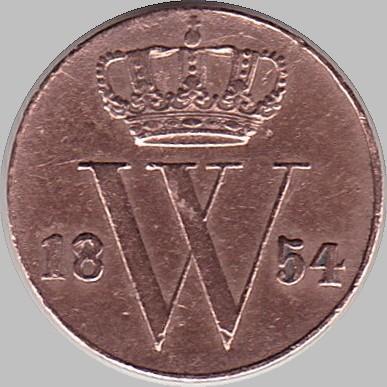 ½ Cent 1850 1877 Niederlande Münzen Wert Ucoinnet