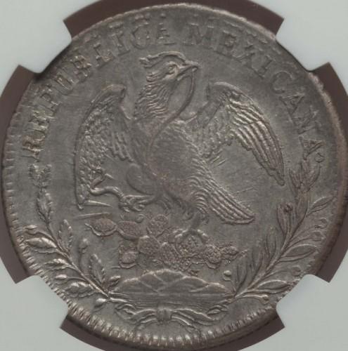 8 Reales 1833 Mexiko Münzen Wert Ucoinnet