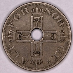 Moneta > 50erių, 1920-1923 - Norvegija  - obverse