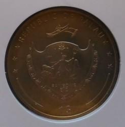 Монета > 1долар, 2010 - Палау  (100th Anniversary - Birth of Mother Theresa) - obverse